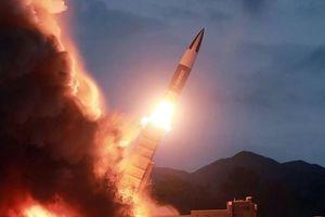 Nga lên tiếng về việc Triều Tiên phóng tên lửa đạn đạo, cảnh báo mọi hình thức hoạt động quân sự