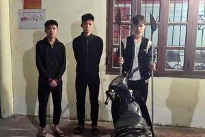 3 thiếu niên 16 tuổi ở Hải Phòng mang theo 'phóng lợn' đi giải quyết mâu thuẫn
