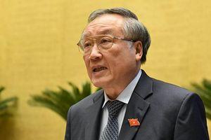 Chánh án Nguyễn Hòa Bình: 5 năm, không kết án oan