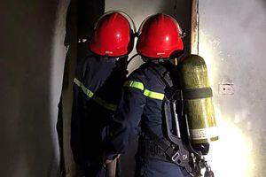 Mâu thuẫn với người thân, con trai phóng hỏa đốt nhà
