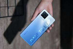 Realme 8/8 Pro ra mắt: camera 108MP, sạc nhanh 50W, giá từ 206 USD