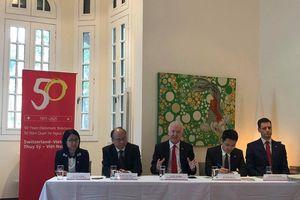 Nhiều hoạt động văn hóa sẽ diễn ra đánh dấu 50 năm Việt Nam-Thụy Sỹ