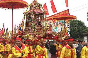 Nam Định bỏ khai mạc và nhiều hoạt động tại lễ hội Phủ Dầy 2021