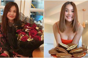 Siêu mẫu Thanh Hằng nhắn nhủ phái đẹp: Dịu dàng sẽ được tặng hoa