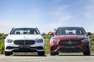 Mercedes-Benz E-Class 2021 giá từ 2,3 tỷ đồng tại Việt Nam có gì hay?