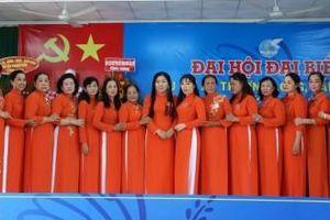 Đại hội điểm Hội LHPN cấp cơ sở nhiệm kỳ 2021-2026