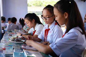 Tổ chức vòng sơ khảo cuộc thi đại sứ văn hóa đọc
