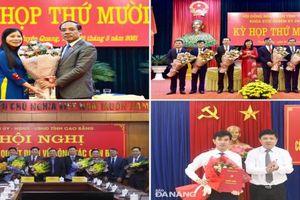 Đà Nẵng, Cao Bằng, Tuyên Quang điều động, bổ nhiệm nhân sự mới