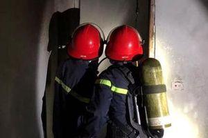 Nghịch tử phóng hỏa đốt nhà 2 tầng của gia đình