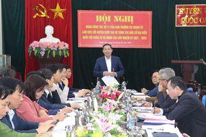 Giới thiệu 71 người ứng cử đại biểu HĐND huyện Quốc Oai nhiệm kỳ 2021-2026