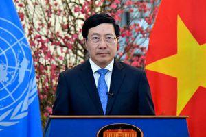 Việt Nam mong muốn đóng góp hiệu quả hơn nữa nhằm thúc đẩy và bảo vệ quyền con người