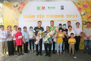 Herbalife mang xuân yêu thương đến cho hơn 800 trẻ em