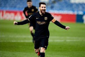Messi sắp ký hợp đồng mới gây sốc với Barcelona