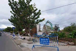 Tổ chức cưỡng chế, thu hồi dự án xâm phạm vịnh Nha Trang