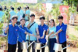 Gia Lai: Phát động lễ trồng cây 'Vì một Việt Nam xanh'