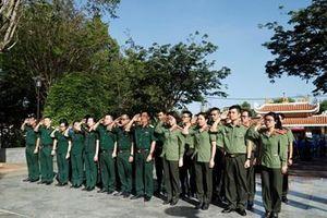 Hoạt động tri ân của Đoàn cơ sở cơ quan Tổng cục Công nghiệp quốc phòng