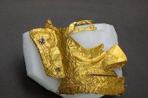 Huyền bí mặt nạ vàng 3.000 tuổi ở Trung Quốc