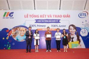 Nghệ An: Đạt điểm cao thi tiếng Anh TOEFL sẽ được tuyển thẳng vào THCS, THPT