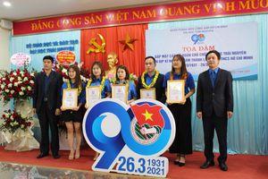 Thái Nguyên: Thanh niên rèn luyện tâm trong, trí sáng hoài bão lớn