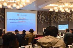 Anh và Việt Nam thảo luận về năng lực nghiên cứu hệ gen để ứng phó với đại dịch Covid-19