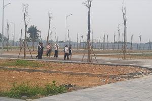 Khó ghìm cương giá đất quanh dự án khu công nghiệp