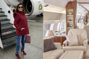 Giới cực giàu Ấn Độ và thú chơi máy bay riêng