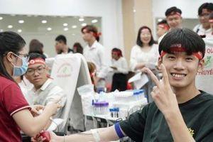 Amway Việt Nam tiếp tục đồng hành cùng chương trình hiến máu Chủ nhật Đỏ lần thứ XIII- năm 2021