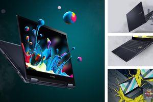 ASUS giới thiệu dải sản phẩm đa dạng trang bị nền tảng AMD Ryzen 5000 Series giá từ 13,5 triệu