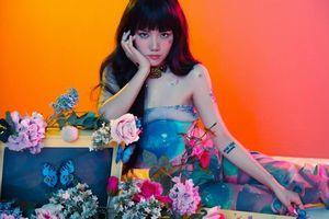 Phương Ly nổi loạn với tạo hình 'tắc kè hoa', hứa hẹn bùng nổ trong âm nhạc