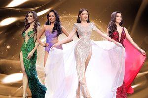 Top 10 bộ váy dạ hội đẹp nhất bán kết Miss Grand: Ngọc Thảo gây ấn tượng với màn tung tà siêu đỉnh