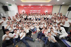 Hơn 500 nhân viên và khách hàng Amway Việt Nam tham gia hiến máu