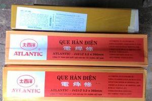 Việt Nam điều tra áp dụng bán phá giá sản phẩm vật liệu hàn của Trung Quốc, Hàn Quốc, Malaysia