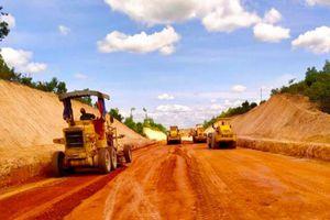 Khan hiếm vật liệu cho dự án xây cao tốc Bắc Nam
