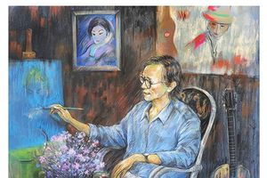 Trịnh Công Sơn qua nét vẽ 'một cõi đi về'