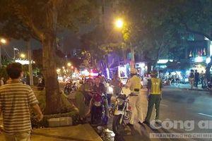 Tổ 363 bắt quả tang kẻ tàng trữ ma túy ở trung tâm Sài Gòn