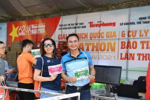 Tiền Phong Marathon 2021: Đếm ngược giờ G - lan tỏa giữa đại ngàn
