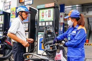 Điều chỉnh giá bán lẻ xăng dầu từ chiều nay
