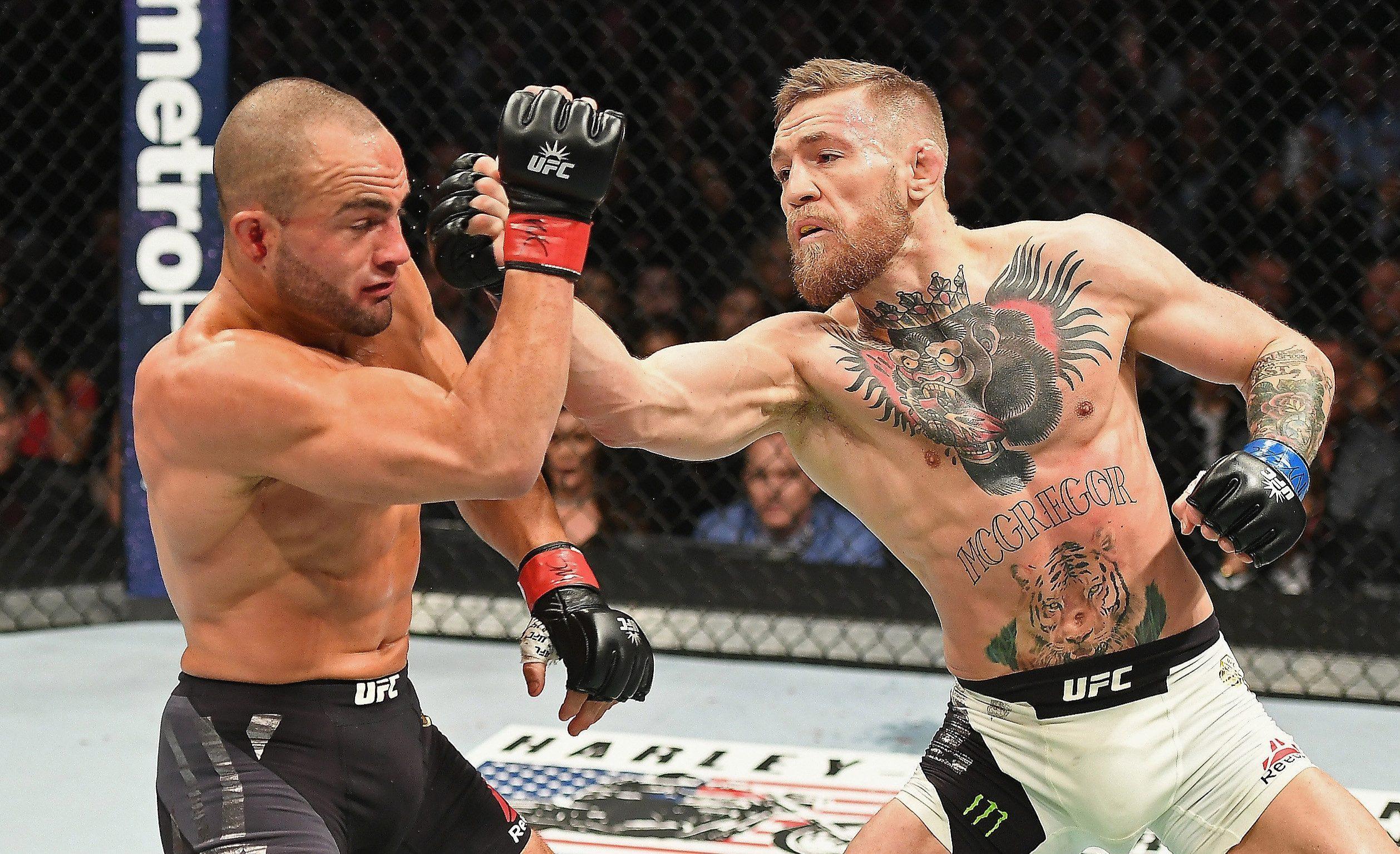 McGregor: 'Đỉnh cao của tôi là ở hạng 70 kg'