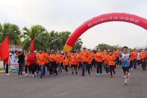 Đà Nẵng: Lễ phát động 'Toàn dân rèn luyện thân thể theo gương Bác Hồ vĩ đại'