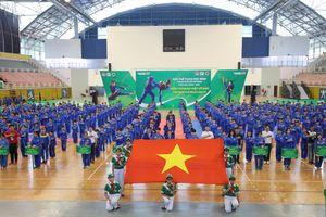 Hơn 1.500 học sinh tham gia Hội khỏe Phù Đổng môn Vovinam-Cup Nestle' Milo