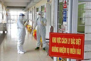 24 giờ không có ca nhiễm mới, 43 bệnh nhân khỏi bệnh