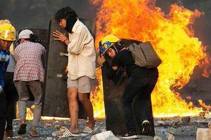 Đằng sau lệnh trừng phạt của Mỹ, Anh với quân đội Myanmar