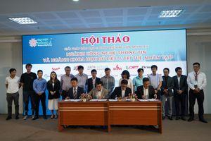 Đà Nẵng: Ký kết đào tạo và cung ứng nguồn nhân lực ngành IT và DS&AI