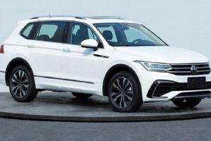 Volkswagen Tiguan Allspace 2021 có gì để 'đấu' Mercedes-Benz GLB