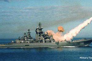 Tàu chiến từ thời Liên Xô khiến Mỹ sợ hãi tới tận ngày nay