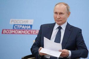 TT Nga Putin có thể tạo blog cá nhân
