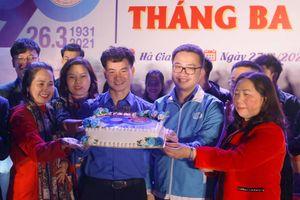'Nam Tào' Xuân Bắc, 'mẹ chồng' Lan Hương chúc mừng sinh nhật Đoàn
