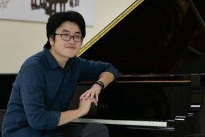 Nghệ sĩ piano Lưu Đức Anh: Âm nhạc cổ điển ở Việt Nam đang khởi sắc