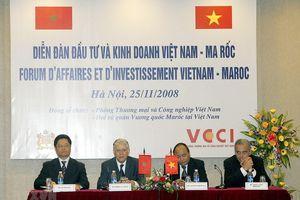 Trưng bày ảnh kỷ niệm 60 năm quan hệ ngoại giao Việt Nam-Maroc