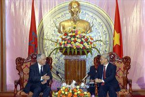 60 năm quan hệ ngoại giao Việt Nam-Maroc: Nâng quan hệ song phương lên tầm cao mới